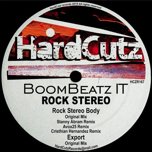 BoomBeatz IT - Rock Stereo [HCZR167]